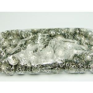 天然石 パワーストーン 福袋406 座金 12mm 約1000個売り クローム パーツ 在庫処分 送料無料有  アクセサリー作りに|hinryo