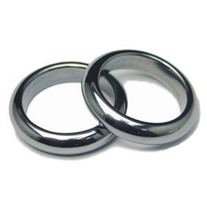 テラヘルツ鉱石 指輪 1個売り 8号〜24号 つやつやリング ネックレスにも 高純度 2019年 公的機関にて検査済み 本物保証 返品保証 天然石 パワーストーン|hinryo