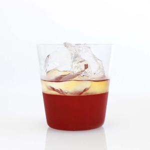 DEN オールドグラス A  漆 漆器 グラス 酒器 硝子 螺鈿 伝統工芸 高岡漆器|hint