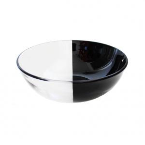 DEN ボウル  L  漆 漆器 硝子 ボウル 小鉢 盛皿 螺鈿 伝統工芸 高岡漆器|hint