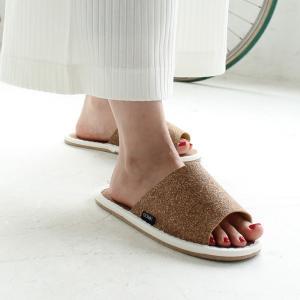 GOMK スリッパ(Mサイズ)女性用・コルク hint