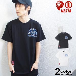 ネスタブランド Tシャツ NESTA BRAND メンズ 半...