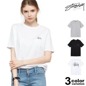 [ブランド]STUSSY (ステューシー) [アイテム] 半袖 Tシャツ / Basic Stuss...