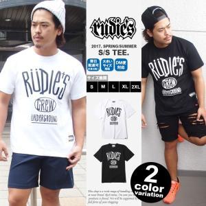 RUDIE'S ルーディーズ Tシャツ 半袖 メンズ レディース DRAWING-TEE