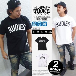 RUDIE'S ルーディーズ Tシャツ 半袖 メンズ レディース PHAT-TEE