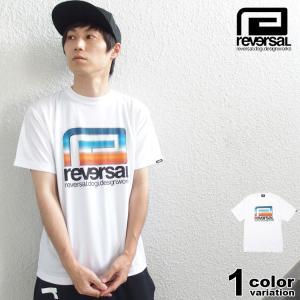 [ブランド]REVARSAL(リバーサル) [アイテム]半袖 Tシャツ RETRO FUTURE B...