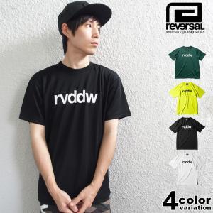 [ブランド]REVARSAL(リバーサル) [アイテム]半袖 Tシャツ ドライメッシュ / rvdd...