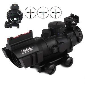 4倍率スコープ、コンバットスコープ、防塵・防衝撃加工でクリアな視界を提供、軽量かつコンパクトなショー...