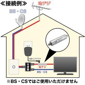 HORIC アンテナブースター 室内・地デジ(UHF)専用 中継タイプ HAT-ABS024 hipregio-yh 03