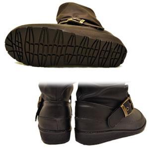 ラバーブーツショート丈 レインブーツ 完全防水 長靴 雨靴  レディース 靴 通販 ※(予約)とあるものは3営業日内に発送|hips|03