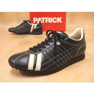 PATRICK パトリック スニーカー メンズ SULLY シュリー ブラック