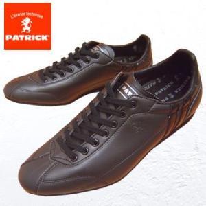 PATRICK パトリック  メンズスニーカー DATIA ダチア BLK ブラック|hips