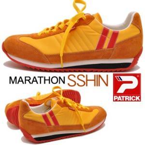 PATRICK MARATHON パトリック スニーカー 靴 マラソン サンシャイン メンズ