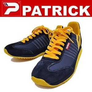 PATRICK MARATHON NVY マラソン パトリック ネイビー スニーカー レディース
