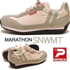 PATRICK MARATHON SNWMT パトリック マラソン スノーマウンテン メンズスニーカー|hips