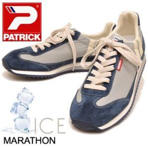 PATRICK MARATHON ICE パトリック マラソン アイス メンズスニーカー