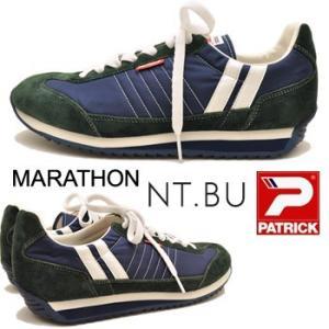 PATRICK MARATHON NTBU  パトリック マラソン ナイトブルー メンズスニーカー|hips