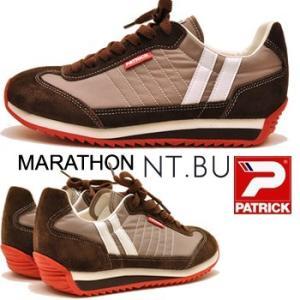 PATRICK MARATHON COBR  パトリック マラソン ココナッツブラウン メンズスニーカー|hips
