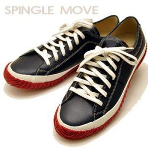 SPINGLE MOVE スピングルムーブ スピングルムーヴ バルカナイズドスニーカー メンズレザースニーカー メンズ靴|hips