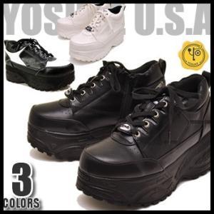 YOSUKE U.S.A ヨースケ ブーツ メンズ 厚底スニーカーブーツ ローカットスニーカー ※(予約)は3営業日内に発送|hips