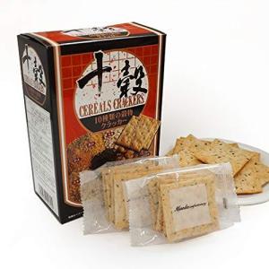 前田クラッカー 10種類の穀物クラッカー 5枚×6袋×20袋入の商品画像|ナビ