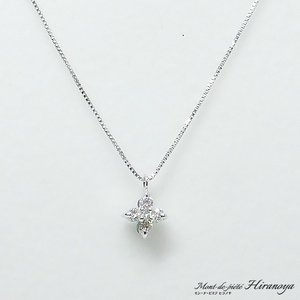 K18WG アレキサンドライト/ダイヤモンド リバーシブルペンダントネックレス|hiranoya78