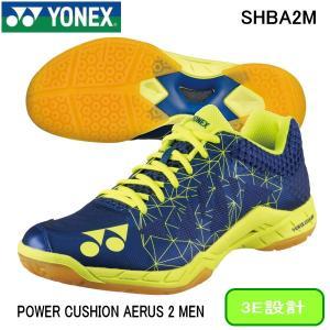 ヨネックス YONEX SHBA2M バドミントンシューズ POWER CUSHION SHBA2M|hirasp