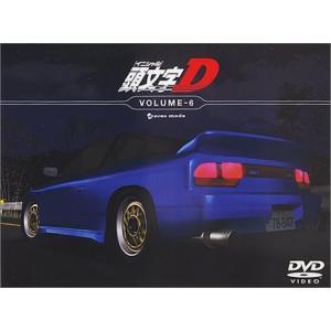 頭文字[イニシャル]D VOLUME-6 [DVD]|hirazen