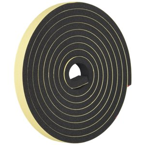 3M スコッチ すき間ふさぎ防水テープ 5mm厚x10mm幅x2m EN-76|hirazen