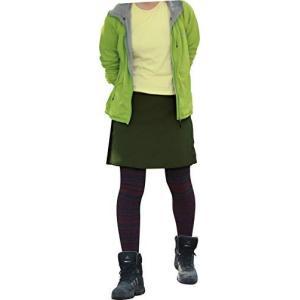 [LAD WEATHER]トレッキング スカート キュロット はっ水 防汚 防油 速乾 耐久性 スポーツ アウトドア レディース (XS|hirazen