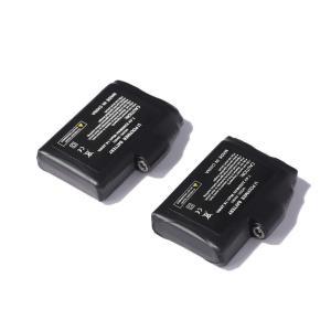 電熱手袋のバッテリー 7.4V 2200MAHの充電バッテリー|hirazen