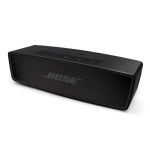 Bose SoundLink Mini Bluetooth speaker II ポータブルワイヤレススピーカー スペシャルエディション トリプルブラック|hirazen