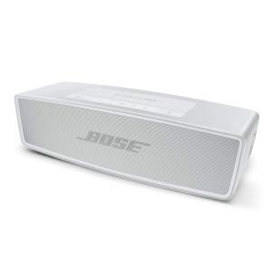 Bose SoundLink Mini Bluetooth speaker II ポータブルワイヤレススピーカー スペシャルエディション ラックスシルバー SL mini II SE SLV|hirazen