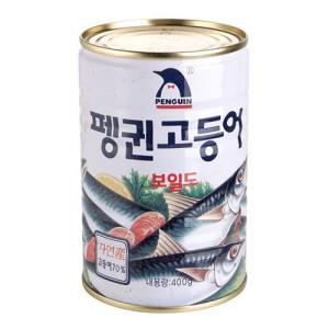 ペンギン さば 缶詰 ( 天然 ) 400g |hiroba