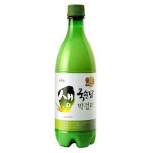 ★断然おススメ!★これは美味しい♪ 生マッコリは加熱処理しないから乳酸菌が生きている 本場韓国でしか...