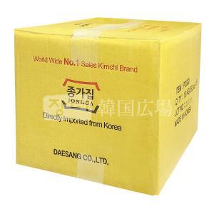 韓国産 宗家 白菜ポギキムチ 10kg 業務用 賞味期限:12.23 hiroba