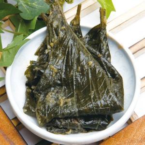 えごまの葉 味噌漬け 180g|hiroba