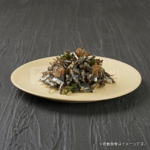 煮干の味付炒め (醤油味) 120g|hiroba