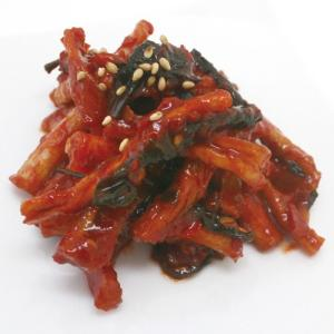 切干大根の辛味和え 180g|hiroba