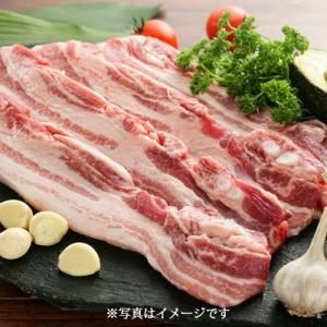 冷凍 サムギョプサル 1kg (豚バラ)|hiroba