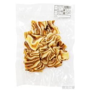 市場 豚耳スライス (味付け)200g|hiroba
