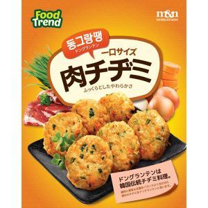 冷凍 名家 肉チヂミ (ドングランテン) 400g hiroba