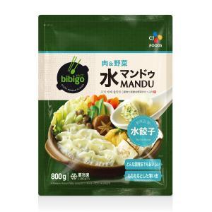 冷凍 bibigo 水餃子 800g hiroba
