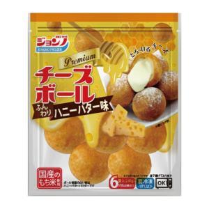 冷凍 ジョンノ チーズボール 240g (6個入)|hiroba