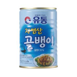 ユドン つぶ貝 缶詰(天然)400g|hiroba