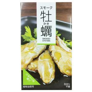 [名称] かきの燻製缶詰 [原材料名] かき、ひまわり油 [内容量] 85g(固形量 65g) [賞...