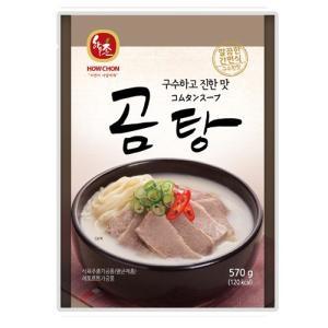 ハウチョン コムタンスープ 570g hiroba