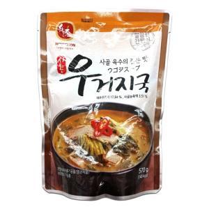ハウチョン ウゴジスープ 570g|hiroba