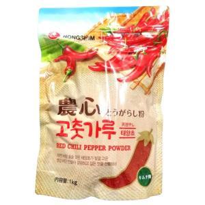 農心 唐辛子粉 キムチ用 1kg