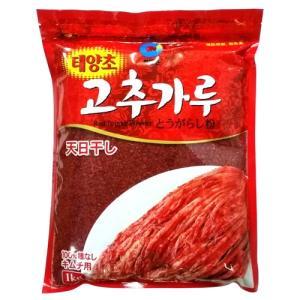清浄園 唐辛子粉 キムチ用 1kg